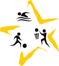 SHOOTING STAR SPORTS ACADEMY Logo