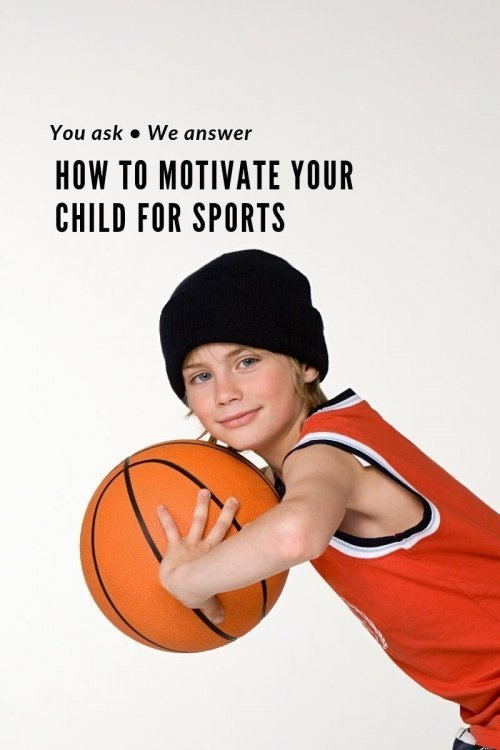 Motivate Your Kids for sport